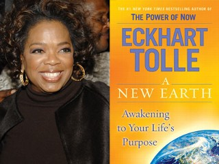 Oprah and Echart Tolle